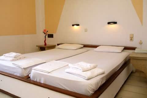 Hotelkamer van Hotel Theodora in Chersonissos, Kreta