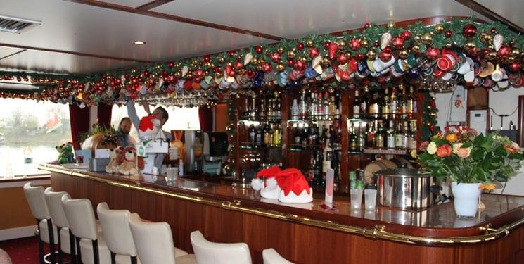 Kerstmarktencruise Antwerpen