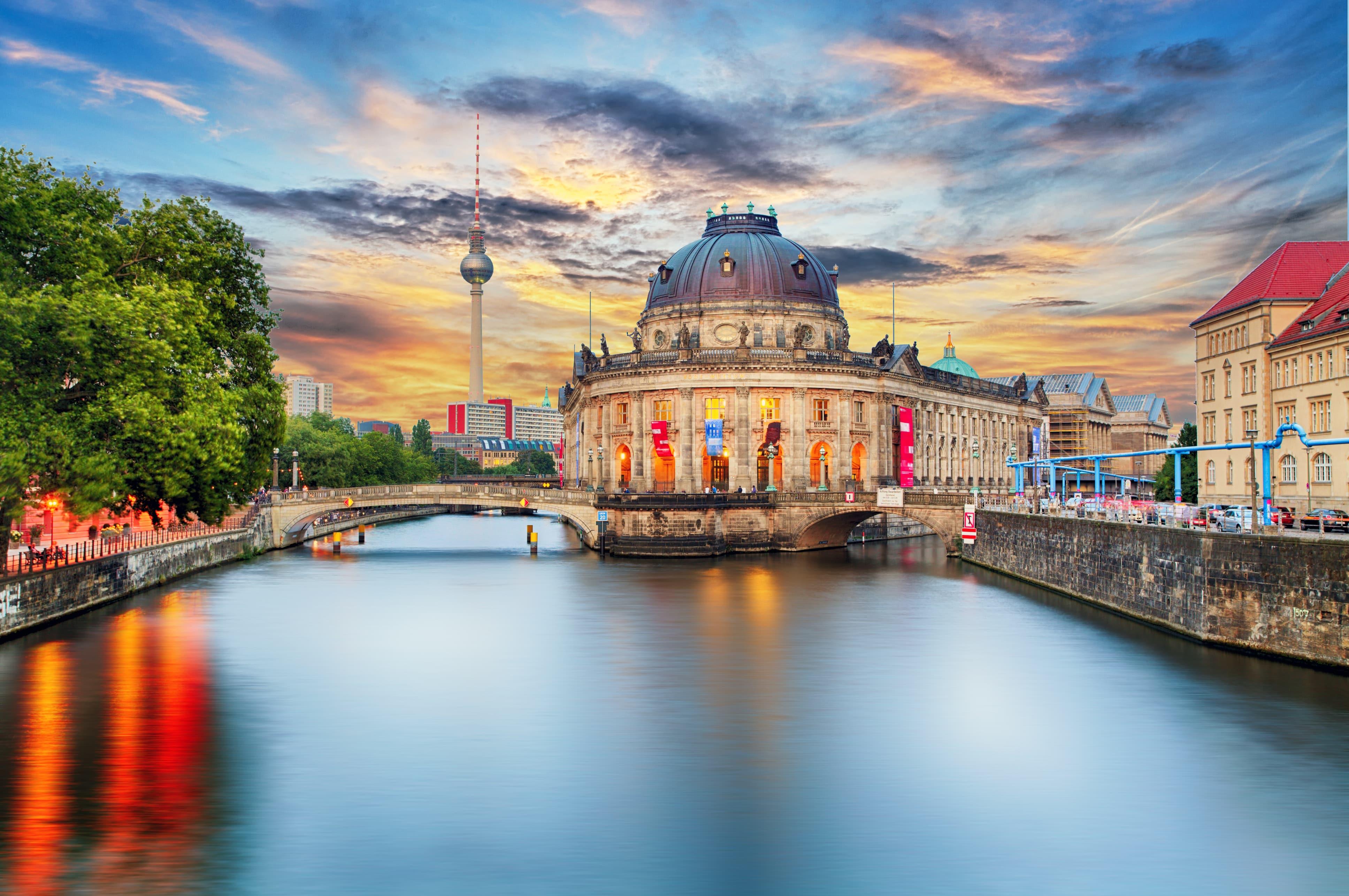 Museum in Berlijn, Duitsland
