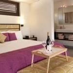 Slaapkamer van blue-bay-curacao-golf-en-beach-resort-in-sint-michiel-curacao