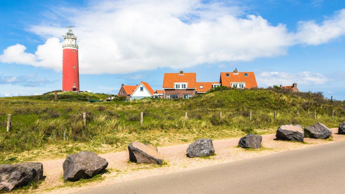 Vuurtoren op Texel, Waddeneilanden