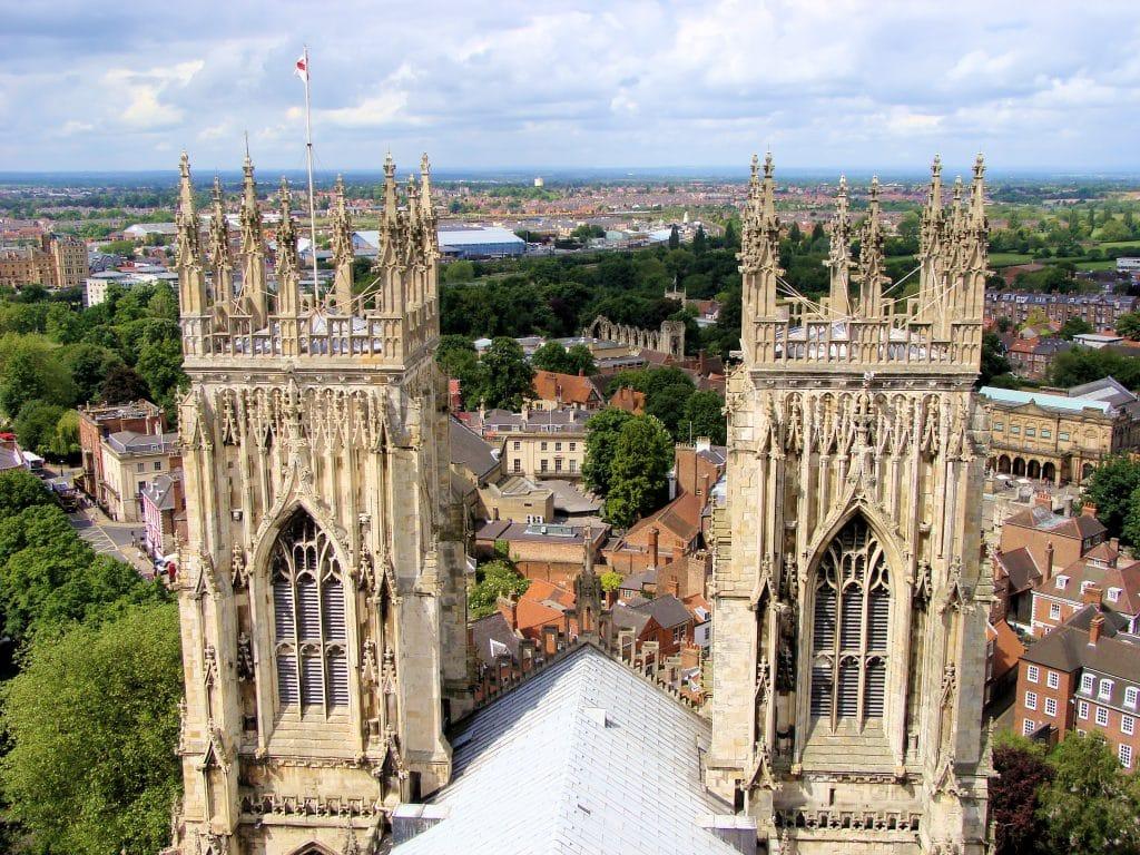 York Minster, Engeland