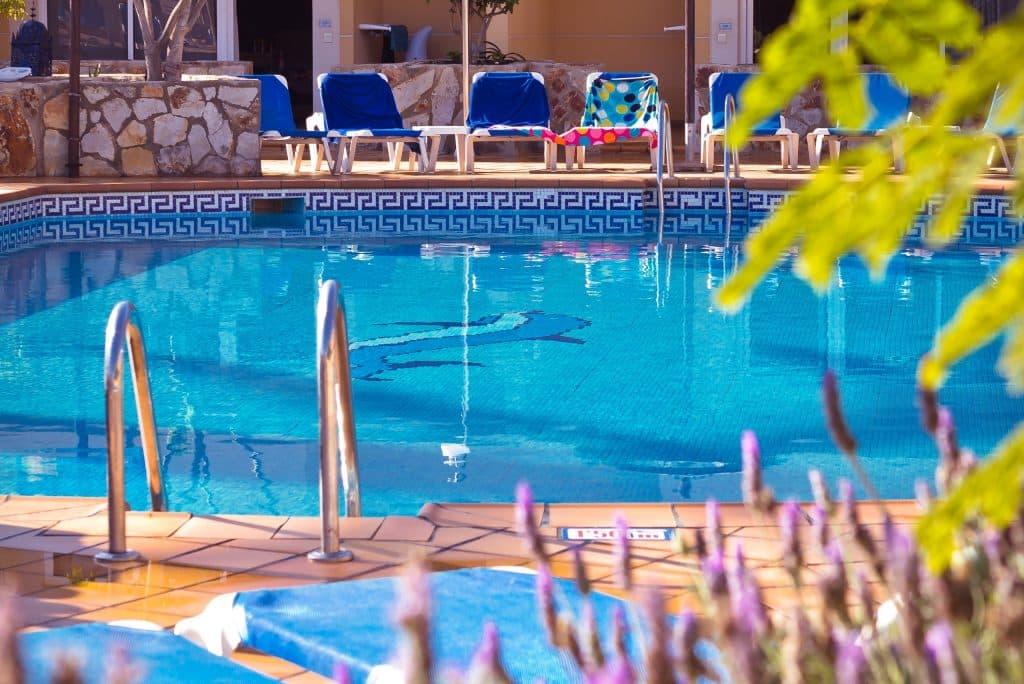 Zwembad van Hotel Arena Suite in Corralejo, Fuerteventura