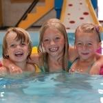 Zwembad van Roompot Bospark Lunsbergen in Borger, Drenthe