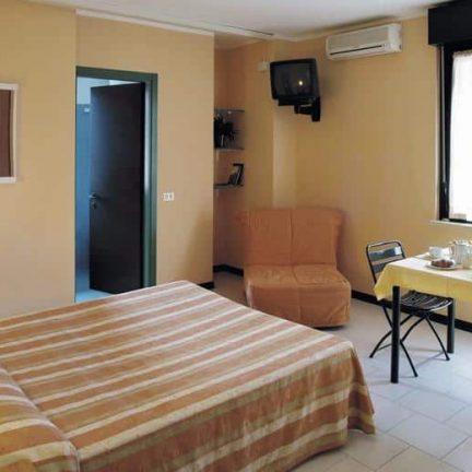 Appartement in Aparthotel Ali Sul Lago in San Feliciano, Italië