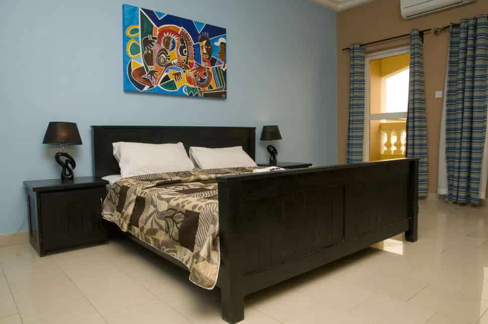 Appartement van Aparthotel Djeliba in Kololi, Gambia