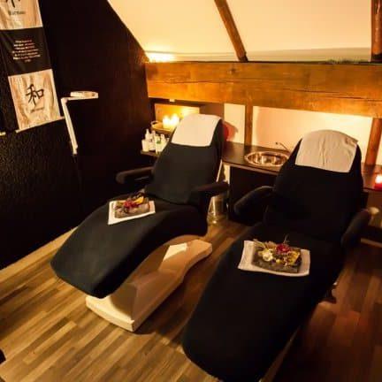Beautysalon van Wellness Boerderij in Egmond aan den Hoef, Noord-Holland