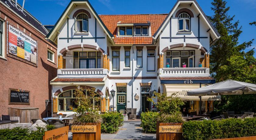 Hotel Breeburg in Bergen, Noord-Holland