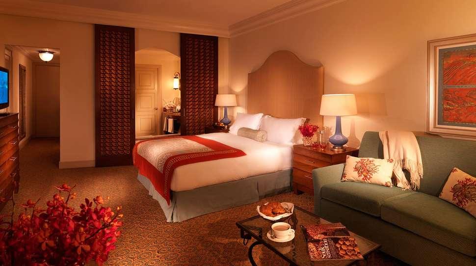 Hotelkamer van Atlantis The Palm in Dubai, Verenigde Arabische Emiraten