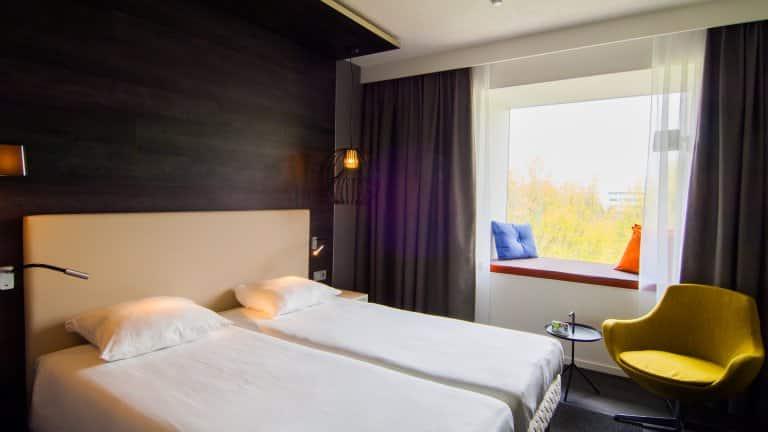 Hotelkamer van Golden Tulip Zoetermeer – Den Haag in Zoetermeer, Zuid-Holland