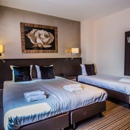 Hotelkamer van Hotel De Duif in Lisse, Zuid-Holland