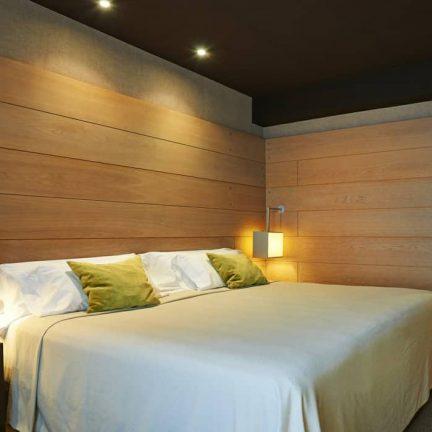 Hotelkamer van Hotel Hesperia Bilbao in Bilbao, Spanje