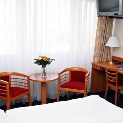 Hotel ILF in Praag, Tsjechië