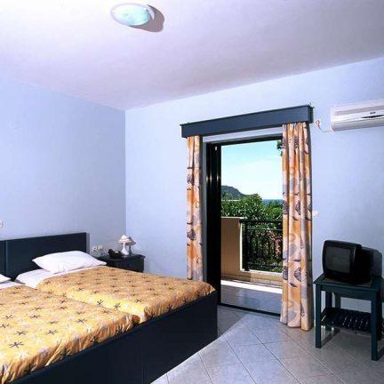 Hotelkamer van Hotel Kalimera Koukla in Agios Sostis, Zakynthos