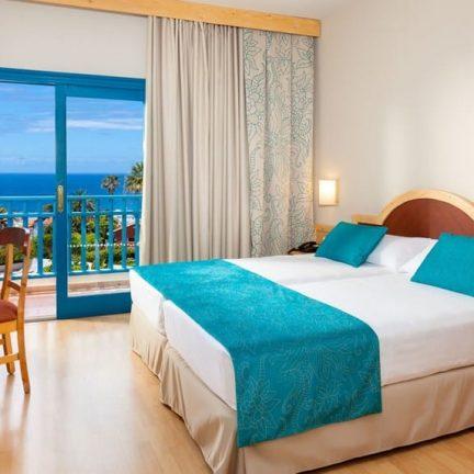 Hotelkamer van Hotel Weare La Paz in Puerto de la Cruz, Tenerife