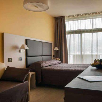 Hotelkamer van Park Hotel Casimiro Village in San Felice del Benaco, Italië