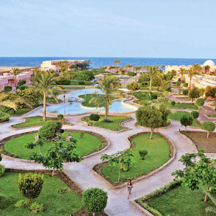 Resta Reef Resort in Marsa Alam, Egypte