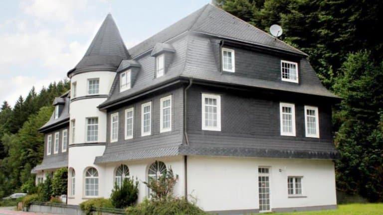 Schlosshotel Helax in Brilon, Duitsland