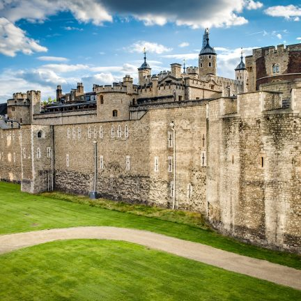 Tower of London in Londen, Engeland