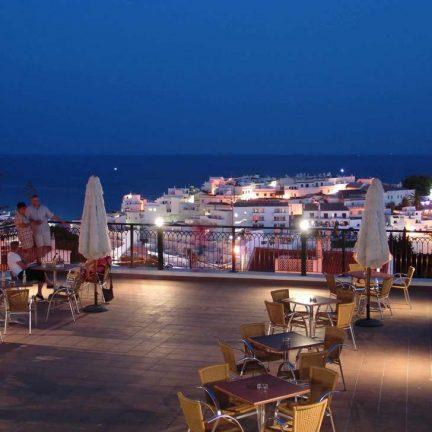 Uitzicht bij Cerro Mar Garden hotel in Albufeira, Portugal