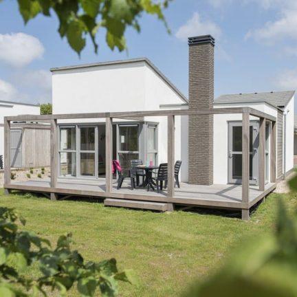 Villa van Strandpark Duynhille in Ouddorp, Zuid-Holland