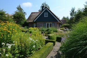 Villapark de Weerribben in Paasloo, Overijssel