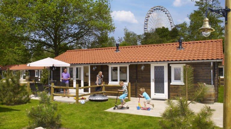 Huisje van Vakantiepark Slagharen