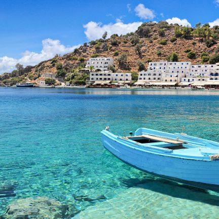 zee boot kreta griekenland