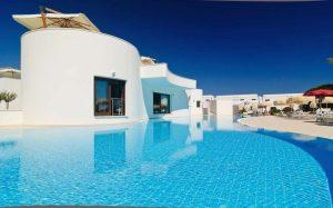 Zwembad van CDS Hotel Pietrablu Resort & Spa in Polignano a Mare, Italië