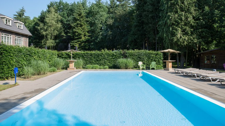 Zwembad van Hotel WestCord de Veluwe in Garderen, Veluwe, Gelderland
