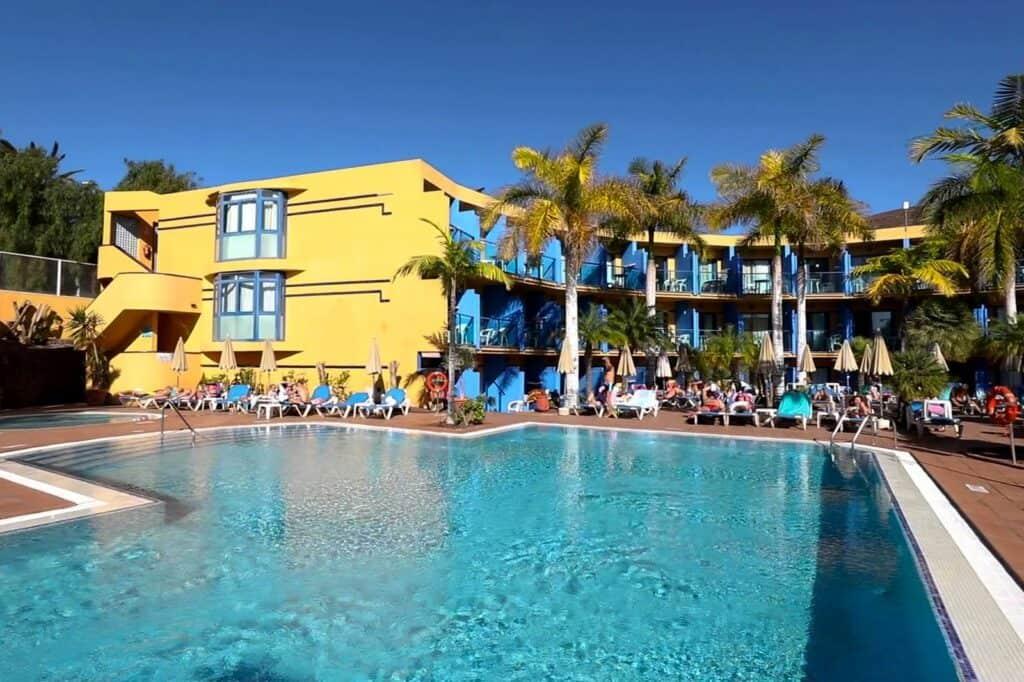 Zwembad van Blue Sea Jandia Luz