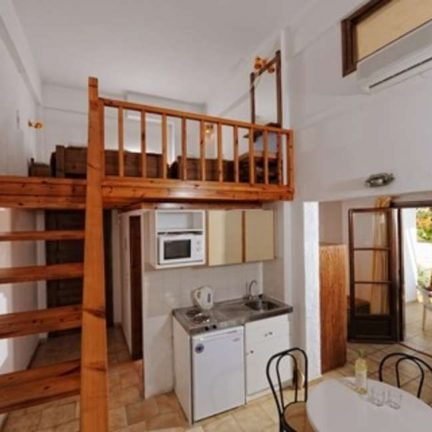 Appartement van Appartementen Neptune in Chersonissos, Kreta