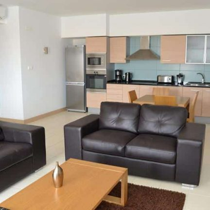 Appartement van Vila Verde Resort in Santa Maria, Sal, Kaapverdië