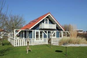 Fins vakantiehuis in De Cocksdorp, Texel