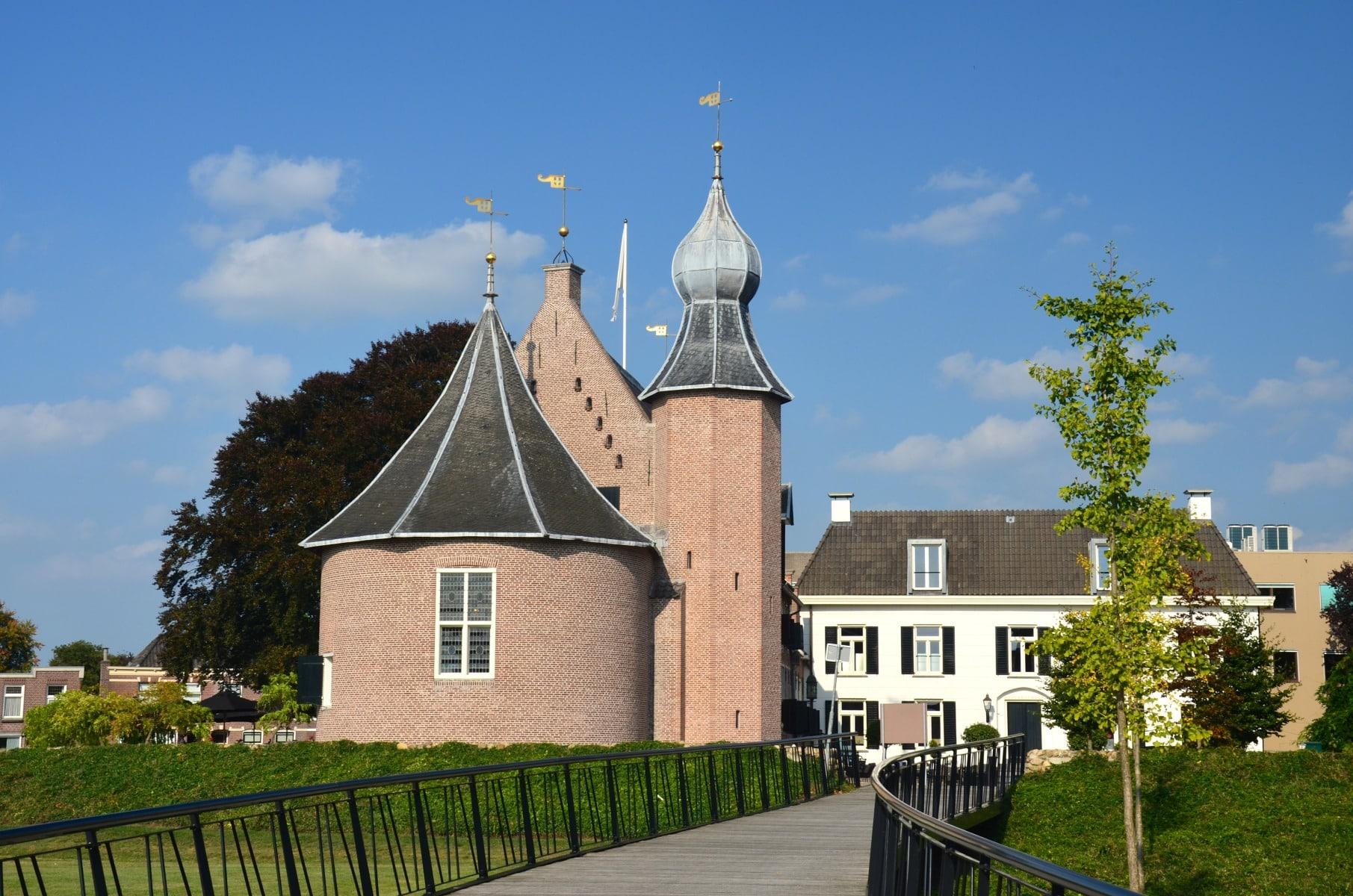 H Design Hotel Kasteel Coevorden in Drenthe