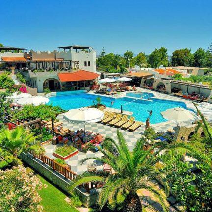 Hotel Gaia Garden in Lambi, Kos