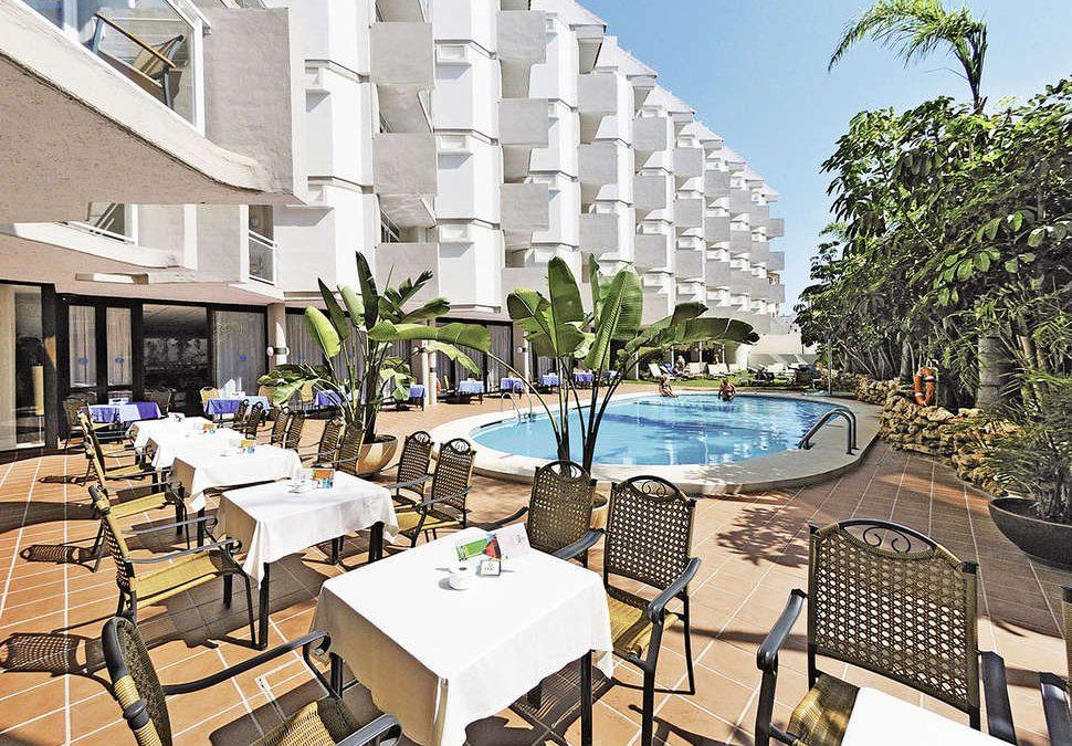 Hotel Roc Lago Rojo in Torremolinos, Costa del Sol, Spanje