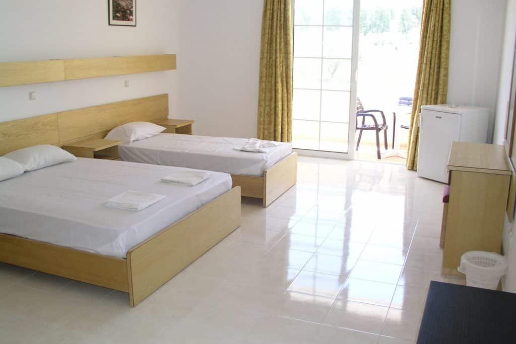 Hotelkamer van Fantasy Hotel in Kolymbia, Rhodos