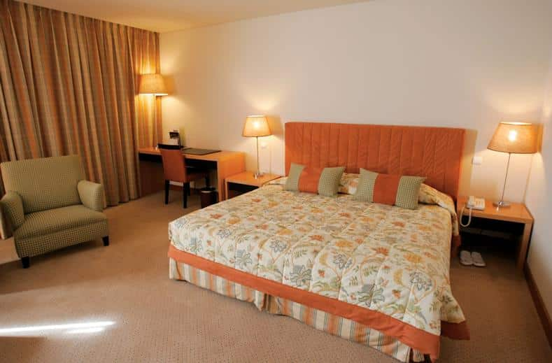 Hotelkamer van Hotel Royal Garden in Ponta Delgada, Portugal