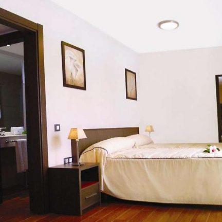 Hotelkamer van Hotel THe Corralejo Beach in Corralejo, Fuerteventura