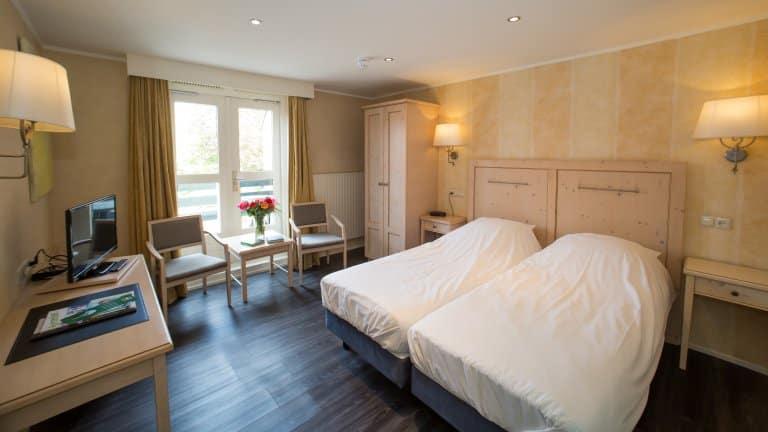 Hotelkamer van Landhotel de Hoofdige Boer in Almen, Gelderland
