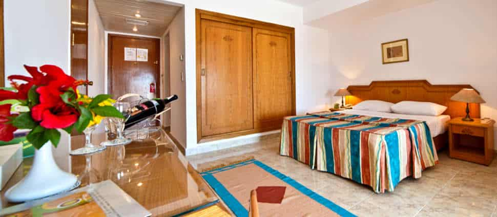 Hotelkamer van Minamark Beach Resort in Hurghada, Egypte