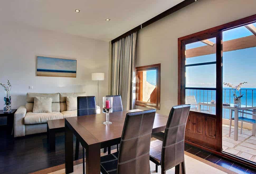 Appartement van Pueblo Acantilado Suites in El Campello, Spanje