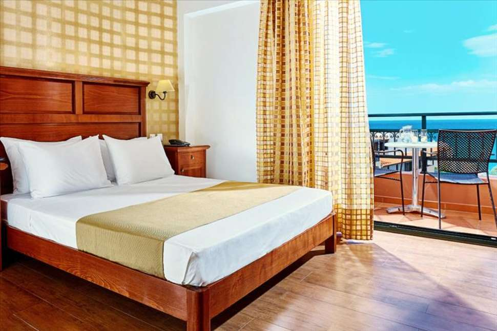 Hotelkamer van Sentido Vasia Resort & Spa in Sissi, Kreta