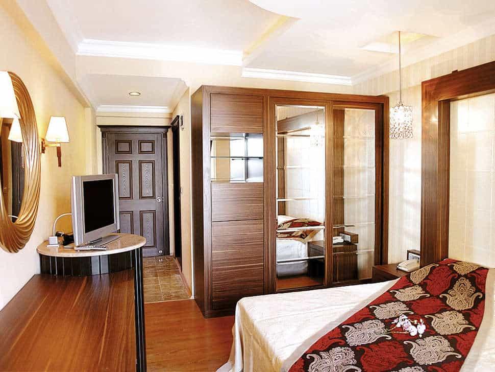 Hotelkamer van TAC Premier Hotel & Spa in Alanya, Turkije