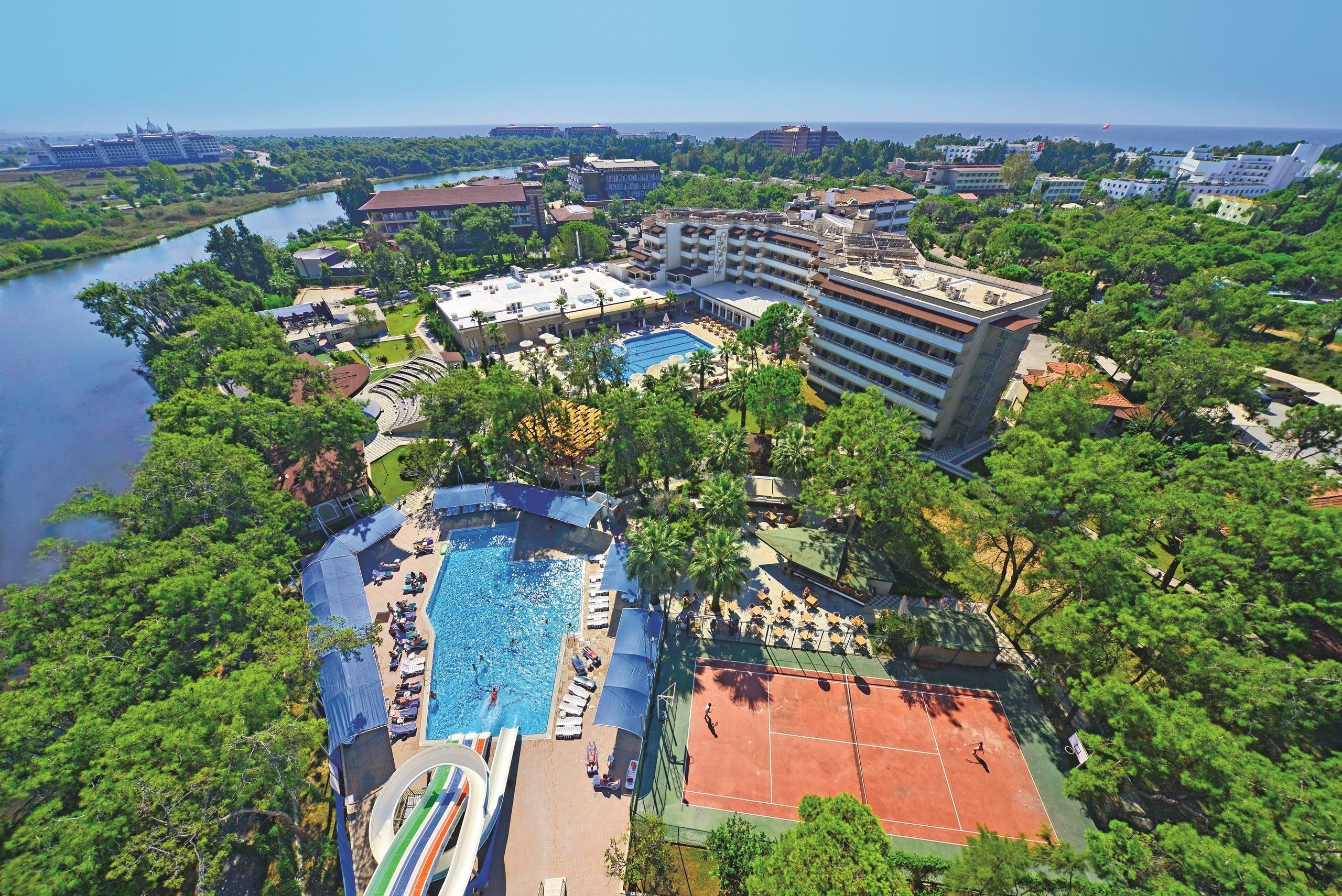linda hotel in side turkije