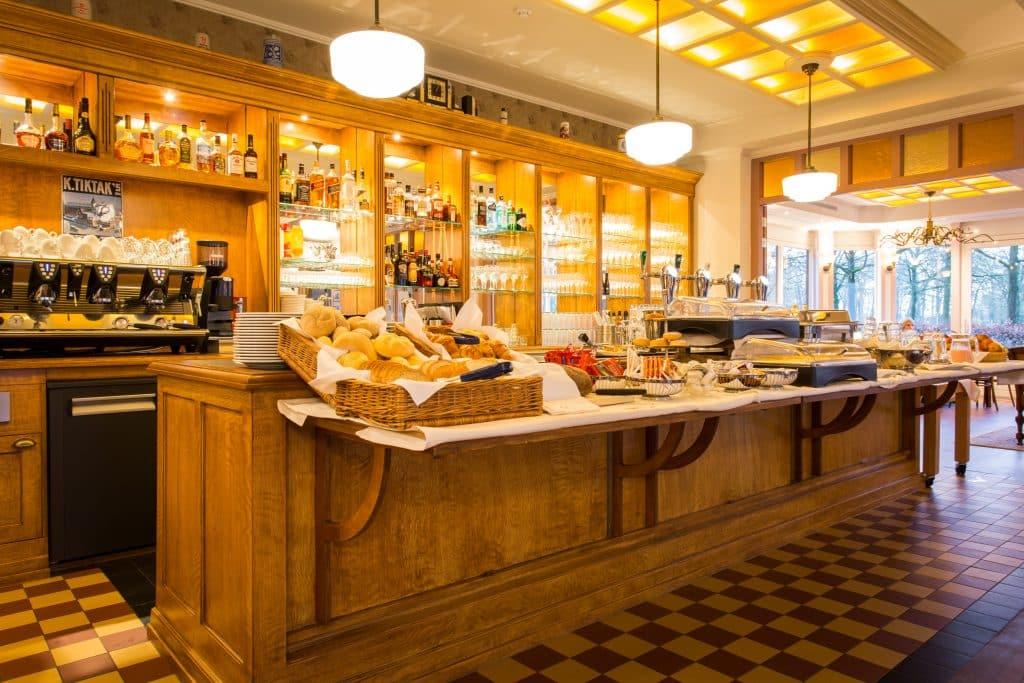 Ontbijt van Brinkhotel Zuidlaren in Drenthe