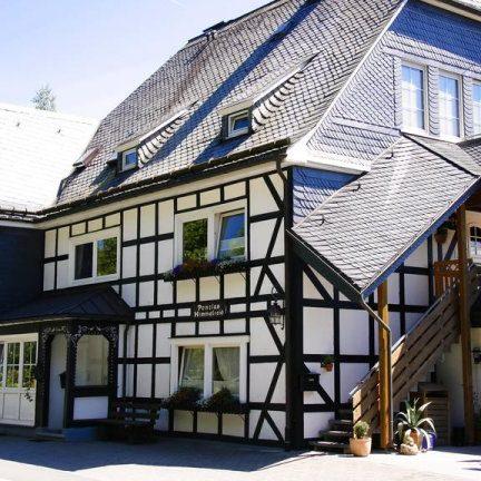 Pension Himmelreich in Nordenau, Sauerland, Duitsland