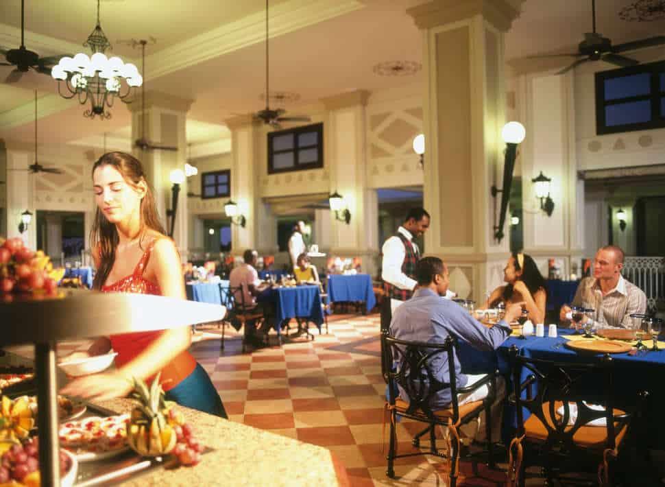 Restaurant van ClubHotel Riu Ocho Rios in Steer Town, Jamaica