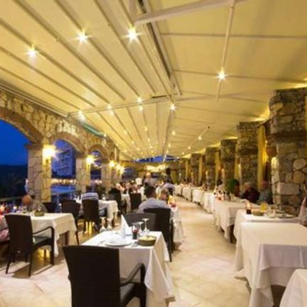 Restaurant van Ephesus Princess Resort & Hotel in Kusadasi, Turkije